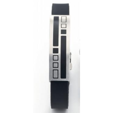 Каучуковый магнитный браслет Energetix