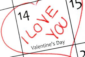 Что Power Balance советует дарить на день святого Валентина?
