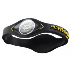 Power Balance Silver-BlackY