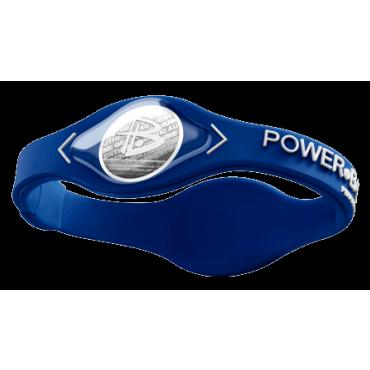 Браслет Power Balance с белой надписью