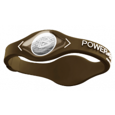 Power Balance Silver-Brown