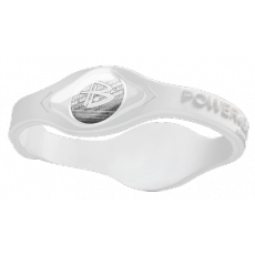 Power Balance Silver-White