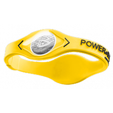 Power Balance Silver-YellowB