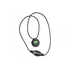Power Balance Silicone Necklace-Black