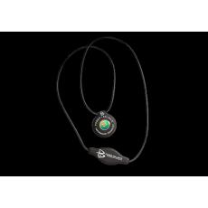 Power Balance Silicone Necklace-Black