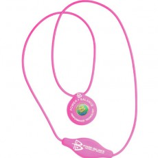 Power Balance Silicone Necklace-Pink