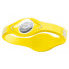 Power Balance Silver-Yellow