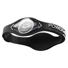 Power Balance Silver-BlackW