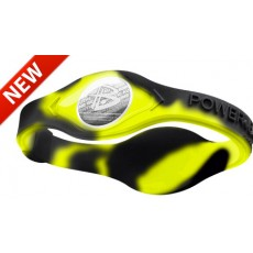Power Balance Swirl-Yellow