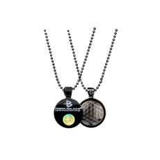 Power Balance Zink Pendant-Black