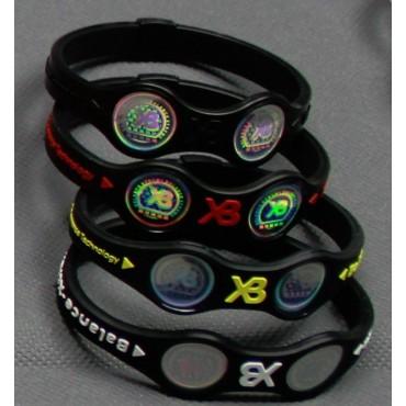 Чёрный усиленный браслет Xtream-Balance